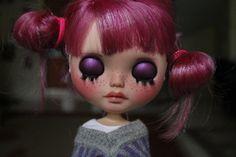 Reserve ooak custom blythe doll por GerakinaDolls en Etsy