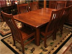 Winesburg Dining Table