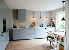 Ikea veddinge modern best images on kitchen dining kitchen ikea veddinge white paint match Kitchen Ikea, Rustic Kitchen, Kitchen Interior, Kitchen Decor, Kitchen Counters, Kitchen Colors, Kitchen Dining, Minimal Kitchen, Stylish Kitchen