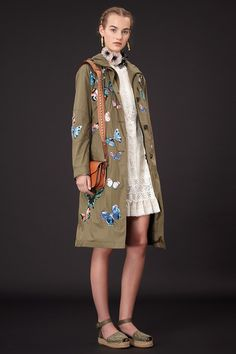 Valentino Resort 2015 Collection features Psychedelic and Floral Prints | Spotted Fashion
