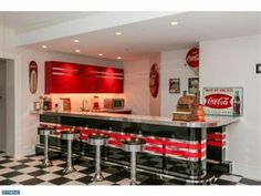 Have your own personal diner in the comfort of your home in Lower Gwynedd, PA #realestate