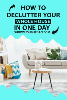 How to Declutter Your House in One Day - ShowMe Suburban Game Organization, Laundry Room Organization, Organizing, How To Organize Your Closet, Declutter Your Home, Storage Tubs, Storage Spaces, Get Rid Of Spots, House Cleaning Checklist
