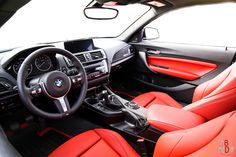 The highest optioned BMW M235i in the United States. Currently a 1 of 1.   Flickr - Photo Sharing!