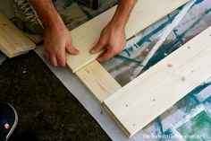 how to build shutters (diy shutters) | the handmade home