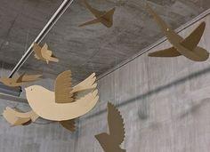 Beautiful Cardboard Art From Russia
