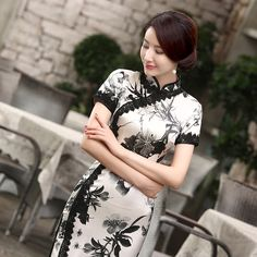 qipao dress in chinese            https://www.ichinesedress.com/