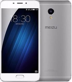 Телефон Meizu M3E (Серебристо-белый)  — 16570 руб. —