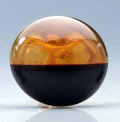 Bromo líquido pureza 99,9%.