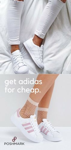 Get Adidas sneakers for up to off on Poshmark. Adidas Sneakers, Shoes Sneakers, Converse, Vans, Sneaker Brands, Stitch Fix, Heaven, Cute Outfits, Button