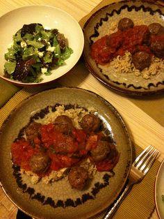 Syrian Meatball recipe