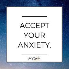 Hyväksy tunteesi!   Calm & Sparkle
