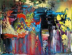 Gerhard Richter » Art » Paintings » Abstracts » Abstract Painting » 675-9