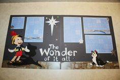 """Pinocchio's """"The Wonder of it All"""""""