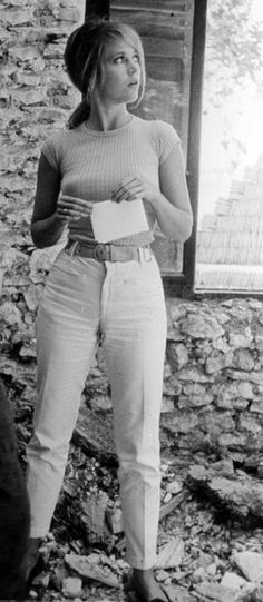 vintageruminance:  Jane Fonda - 1960s    ♥ ♥ ♥