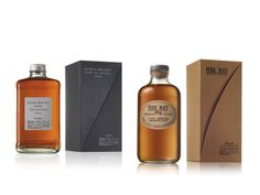 Packaging of the World: Creative Package Design Archive and Gallery: Nikka Whisky