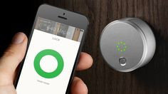 Discover 9 of the very best smart locks to allow you to keep your home secure at the touch of a button and let people in the right way.