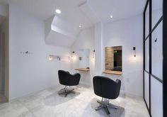 HANA hair(愛知県) | 美容室・理容室の設計・施工事例 | タカラベルモント株式会社 | サロン開業・経営情報サイト tb-net
