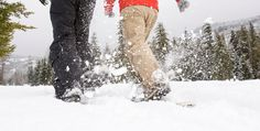 Beginning Jan. 1, 2016, there's a fourth way to earn the Snow Sports merit badge. Snowshoeing joins downhill skiing, cross-country skiing and snowboarding.