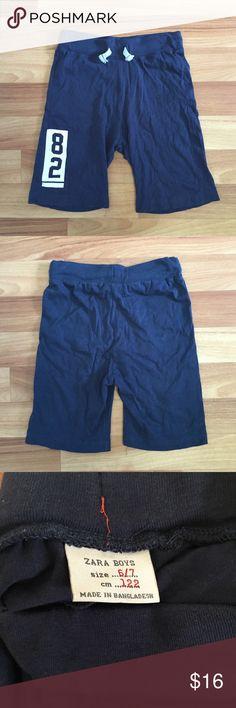 Zara Boys Joggers Boys jogger trousers by Zara Boys size 6/7 Zara Bottoms Sweatpants & Joggers