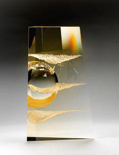 Andrej Jakab Gallery Sikabonyi presents Andrej Jakab Slovakia Glass artist.