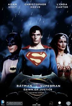 Batman v. Superman: Dawn of Justice. This should've happened it would've been awesome!