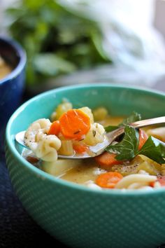 Classic Vegan Noodle Soup…..and The Vegan 8 is 1 Year Old!!#sthash.S7pSueu6.qjtu