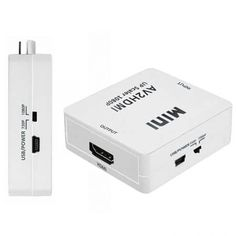 Cheap av to hdmi, Buy Quality av to hdmi converter directly from China av to Suppliers: Effelon mini RCACVS 3 RCA Composite Video AV to HDMI Converter for DVD Ps3, Blue Ray Dvd, Composite Video, Videos, Mini, Look Good Feel Good, Hdmi Cables, Electrical Equipment, Usb Flash Drive