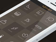 Konvert - iOS7 unit converter