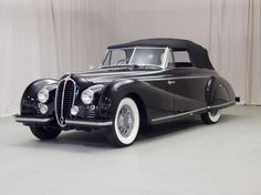1949 Delahaye 135MS | Hagerty – Classic Car Price Guide