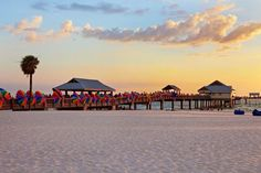 Clearwater Beach, Florida: My next vacation Clearwater Beach Restaurants, Clearwater Beach Florida, Florida Beaches, Florida Vacation, Florida Travel, Vacation Spots, Florida 2017, Tampa Florida, Vacation Ideas