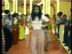 Soul Train Line Dance to Glady's Knight & The Pips.MP4