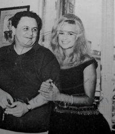Manos Hatzidakis with Aliki Vougiouklaki
