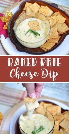 Baked Brie Cheese Di