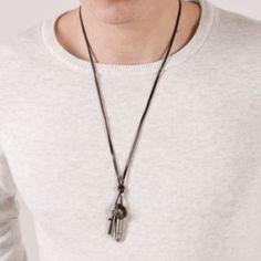 7f15dd03b1d7 +20 collares para hombres  collar  colgante  collares  colgantes   accesorios…