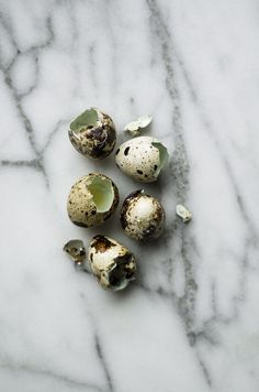 Quail Egg, Gruyère a