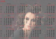 Montaje Calendario 2016.