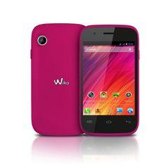 "SMARTPHONE WIKO OZZY 3.5"" PINK 91,50€ Envio gratis"
