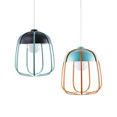 Designed by Tommaso Caldera, the design of the Tull pendant light arose from a reinterpretation...