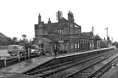Chatteris train station in Old Train Station, Train Stations, Disused Stations, British Rail, St Ives, Peterborough, Abandoned, Trains, Past
