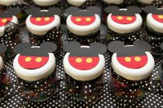 Mickey Mouse Party - on Kara's Party Ideas - a great party to look through - all the photos