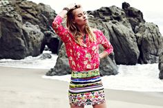 Surfer Girl Style by Shopbop | Popbee - a fashion, beauty blog in Hong Kong.