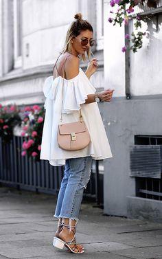 5. Block heel: sapato que une conforto e estilo em um só ganha nosso coração sem esforço.