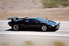 The same Lamborghini also appears in the movie's opening credits, being pursued by a Nevada Highway Patrol car. Description from dmarge.com. I searched for this on bing.com/images