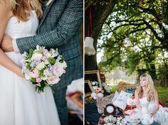 Picnic wedding, outside wedding - #matthewoliver  #hayleysavagephotography