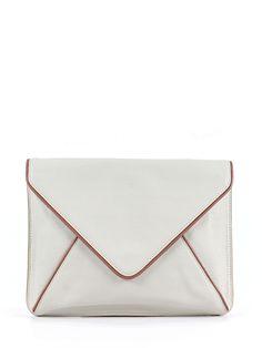 Sophisticated! - Banana Republic Issa London Collection Leather Shoulder Bag