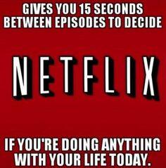 Amen!! NETFLIX