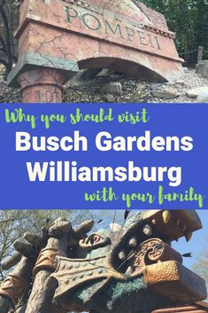 What to do when Busch Gardens Williamsburg with kids. Check out these Busch Gardens Williamsburg rides. Other things to do in Williamsburg. Bush Gardens Williamsburg, Travel With Kids, Family Travel, Kid Friendly Vacations, East Coast Road Trip, Travel Usa, Travel Tips, Travel Around The World, Travel Inspiration