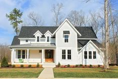 Exclusive Classic and Stylish Farmhouse Plan - 500043VV | Architectural Designs - House Plans