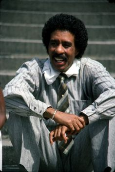 Richard Pryor (1940-2005) He died of a Heart Attack. He was a comedian, actor, film director, social critic, MC, satirist and writer.