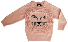 'Leo' unisex kids sweater